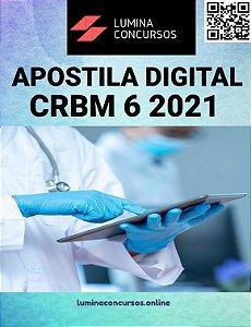 Apostila CRBM 6 2021 Auxiliar Administrativo