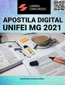 Apostila UNIFEI MG 2021 Assistente em Administração
