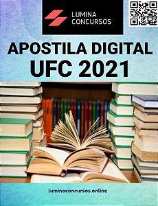 Apostila UFC 2021 Pedagogo