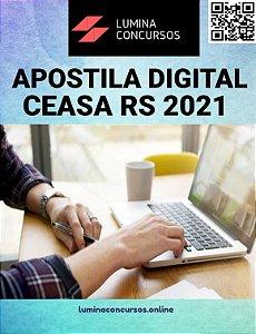 Apostila CEASA RS 2021 Analista Administrador