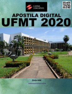 Apostila UFMT 2020 Técnico em Telecomunicações