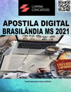 Apostila PREFEITURA DE BRASILÂNDIA MS 2021 Psicólogo