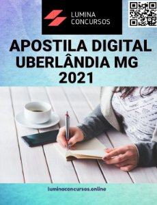 Apostila CÂMARA DE UBERLÂNDIA MG 2021 Assessor Técnico Legislativo