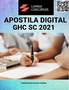 Apostila GHC SC 2021 Engenheiro - Engenharia Química