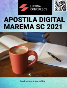 Apostila PREFEITURA DE MAREMA SC 2021 Nutricionista