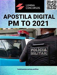Apostila PM TO 2021 QPE Soldado
