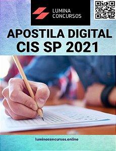 Apostila CIS SP 2021 Técnico em Operação de Tratamento
