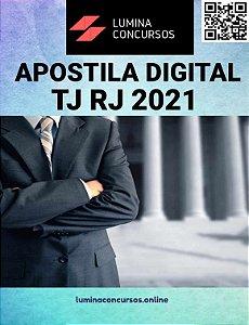 APOSTILA TJ RJ 2021 ANALISTA DE SEGURANÇA DA INFORMAÇÃO