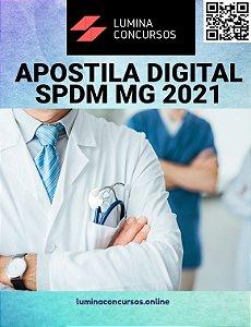 Apostila SPDM MG 2021 Técnico em Saúde Bucal