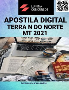 Apostila PREFEITURA DE TERRA NOVA DO NORTE MT 2021 Técnico de Enfermagem