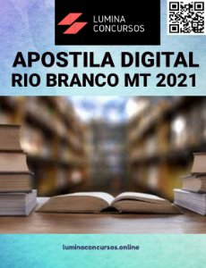 Apostila PREFEITURA DE RIO BRANCO MT 2021 Professor de História