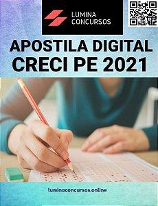 Apostila CRECI PE 2021 Profissional Analista Superior - Agente Fiscal