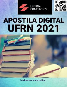 Apostila UFRN 2021 Técnico de Laboratório Química