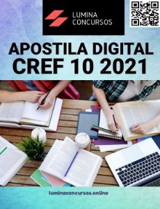 Apostila CREF 10 2021 Auxiliar Financeiro