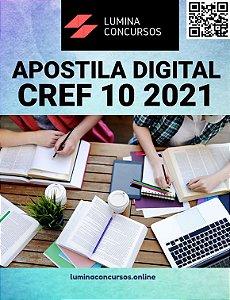 Apostila CREF 10 2021 Técnico de Nível Superior