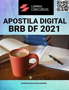 Apostila BRB DF 2021 Analista de Tecnologia da Informação