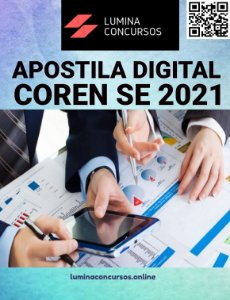 Apostila COREN SE 2021 Técnico Administrativo