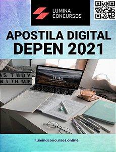 Apostila DEPEN 2021 Especialista Técnico de Obras  Engenharia Ambiental Sanitarista