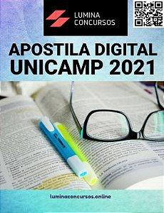 Apostila UNICAMP 2021 Engenheiro Civil