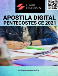 Apostila PREFEITURA DE PENTECOSTES CE 2021 Enfermeiro PSF