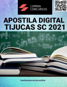 Apostila PREFEITURA DE TIJUCAS SC 2021 Engenheiro Químico