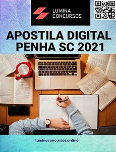 Apostila PREFEITURA DE PENHA SC 2021 Assistente Social