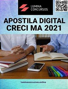 Apostila CRECI MA 2021 (PST) Serviços Operacionais