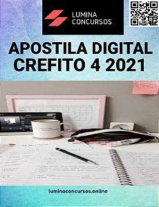 Apostila CREFITO 4 2021 Analista de Tecnologia da Informação