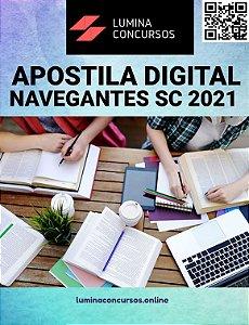 Apostila PREFEITURA DE NAVEGANTES SC 2021 Médico Auditor