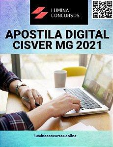 Apostila CISVER MG 2021 Pedagogo