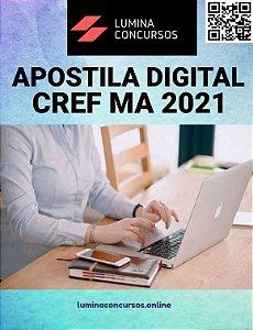 Apostila CREF MA 2021 Auxiliar Administrativo