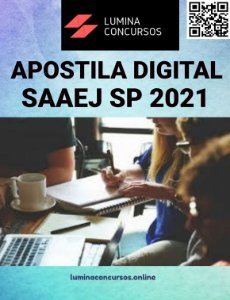 Apostila SAAEJ SP 2021 Operador de ETA