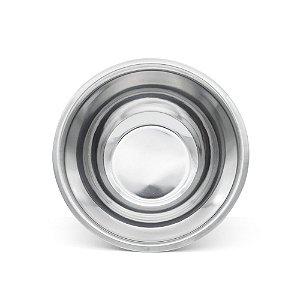 Bowl em Aço Inox 20cm