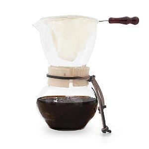Cafeteira com Filtro em Pano Drip Coffee - 500ml