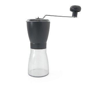 Moedor de Café em Grãos Manual - Manivela Destacável