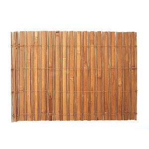 Kit 6 peças Jogo Americano em Bambu Oriente - 45cm x 30cm