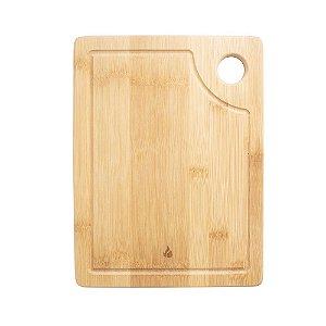 Tábua de Corte em Bambu 28cm x 21cm