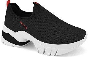 Tênis Sneaker Feminino sem cadarço Ramarim