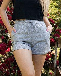 Shorts Feminino Hoje Collection Mescla