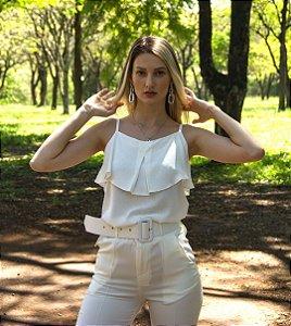 Blusa Feminina Branca