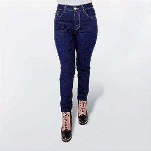 Calça Jeans Feminina Tradicional com Elastano