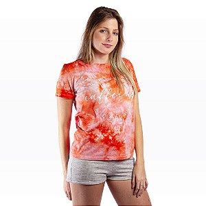 T-shirt Tie Dye Feminina Babicat