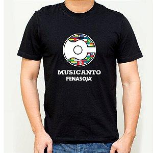 Camisetas Musicanto