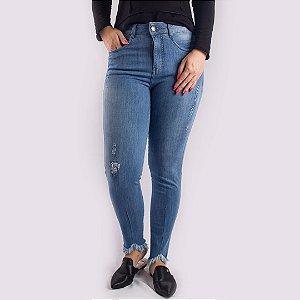 Calça Jeans Cigarrete Feminina Hoje
