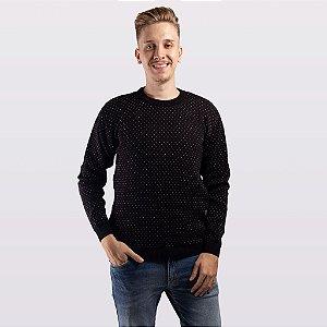 Blusão Fênior Masculino de Lã