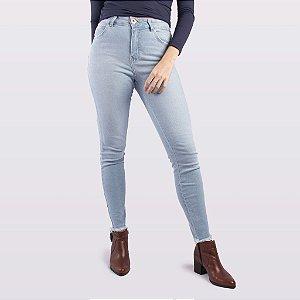 Calça Jeans Cropped Feminina Indulto