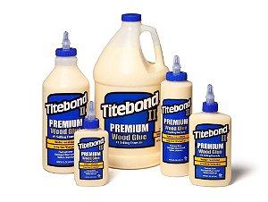 Cola P/ Madeira Titebond Ii Premium 258 G (5003)