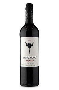 vinho tinto toro loco utiel-requena tempranillo 2017