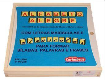 ALFABETO ALEGRE