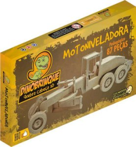 MOTONIVELADORA 87 PEÇAS